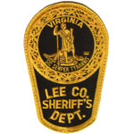 Lee County Sheriff's Office, Virginia