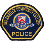 Los Angeles Community College District Police Department, CA