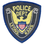 Lyons Police Department, KS