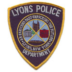Lyons Police Department, NY