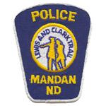 Mandan Police Department, ND