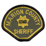 Marion County Sheriff's Department, IA