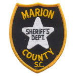 Marion County Sheriff's Department, SC
