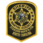 Martin County Sheriff's Office, NC