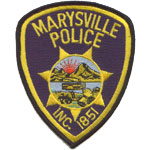 Marysville Police Department, CA
