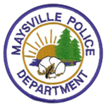 Maysville Police Department, GA