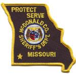 McDonald County Sheriff's Office, MO