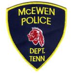 McEwen Police Department, TN