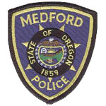 Medford Police Department, OR