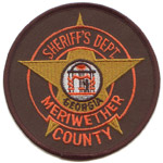 Meriwether County Sheriff's Office, GA