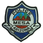 Mesa Police Department, AZ