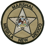 Mesilla Marshal's Office, NM