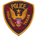 Midlothian Police Department, TX