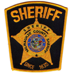 Milwaukee County Sheriff's Office, Wisconsin