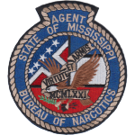 Mississippi Department of Public Safety - Bureau of Narcotics, MS