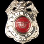 Missouri Pacific Railroad Police Department, RR