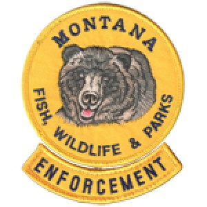 Game warden delbert e bloom montana department of fish for Department of fish and game