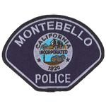 Montebello Police Department, CA