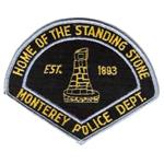 Monterey Police Department, TN