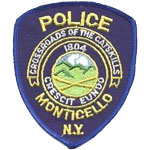 Monticello Police Department, NY