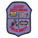 Aiken Department of Public Safety, South Carolina
