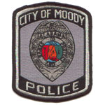 Moody Police Department, AL