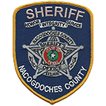 Nacogdoches County Sheriff's Office, TX