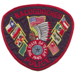 Nacogdoches Police Department, TX