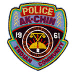 Ak-Chin Tribal Police Department, TR
