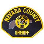 Nevada County Sheriff's Office, CA