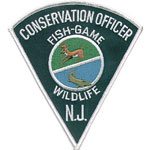 New Jersey Divison of Fish, Game and Wildlife, New Jersey