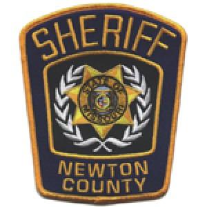 Constable John Wesley Harryman, Newton County Sheriff's ...