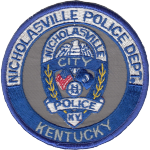 Nicholasville Police Department, KY