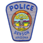 Benson Police Department, AZ