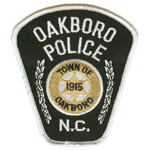 Oakboro Police Department, NC