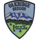 Oakridge Police Department, OR