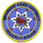 Oglala Sioux Tribal Police, TR