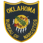 Oklahoma Bureau of Narcotics and Dangerous Drugs Control, Oklahoma