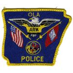 Ola Police Department, AR