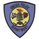 Oneida Tribal Police Department, TR