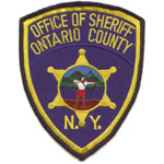 Ontario County Sheriff's Office, NY