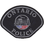 Ontario Police Department, CA