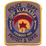Opp Police Department, AL