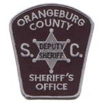 Orangeburg County Sheriff's Office, SC