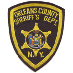 Orleans County Sheriff's Department, NY
