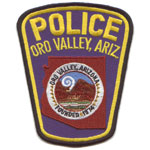 Oro Valley Police Department, AZ