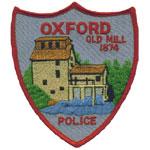 Oxford Police Department, KS
