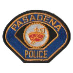 Pasadena Police Department, CA