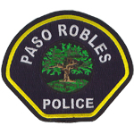 Paso Robles Police Department, CA