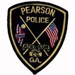 Pearson Police Department, GA